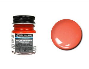 Farba Model Master 4682 - Acryl International Orange FS12197 14.7ml