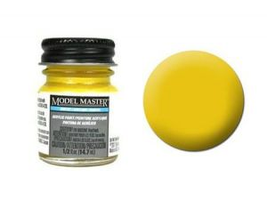 Farba Model Master 4684 - Acryl Blue Angel Yellow FS13655 (G) 14.7ml