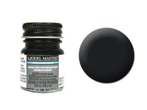 Farba Model Master 4695 - Acryl Gloss Black FS17038 (G) 14.7ml
