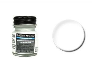 Farba Model Master 4701 - Acryl Semi-Gloss White FS27875 (SG) 14.7ml