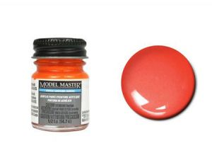 Farba Model Master 4703 - Acryl Flourescent Red FS28915 (SG) 14.7ml