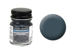Farba Model Master 4869 - Acryl 507-A Dark Gray R.N. (SG) 14.7ml