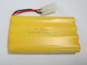 Pakiet Akumulator Bateria Ni-CD 800MAH 9,6V Do 4WD12-29