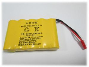 Pakiet Akumulator Bateria Ni-Cd 6V 350mAh Do 535-10 BEC