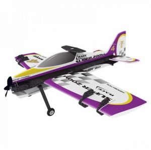 Super Zoom Race ARF Violet - Samolot Hacker Model