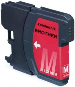 Tusz Brother LC980M / LC1100M magent 20ml