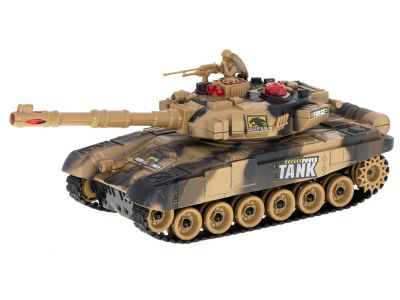 Czołg R/C Big War Tank 9995 duży 27Hz/40Hz